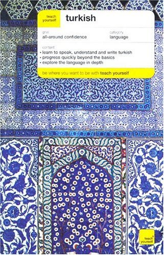 Turkish  3rd 2004 edition cover