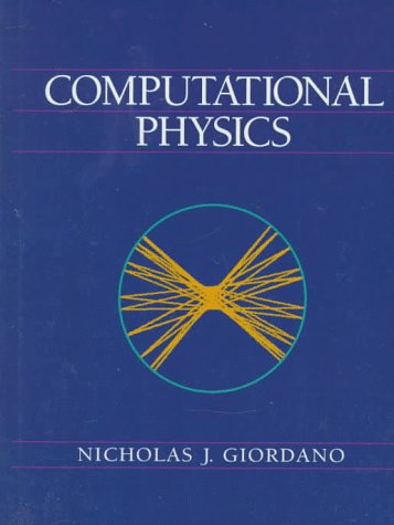 Computational Physics   1997 9780133677232 Front Cover