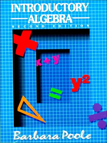 Introductory Algebra  2nd 1994 9780135037232 Front Cover