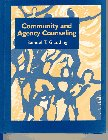 Community and Agency Counseling   1997 edition cover