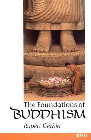 Foundations of Buddhism   1998 edition cover