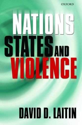 Nations, States, and Violence   2007 edition cover