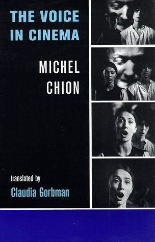 Voice in Cinema   1999 edition cover