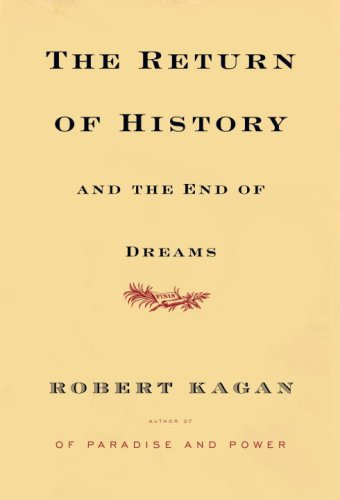 Return of History and the End of Dreams   2008 edition cover