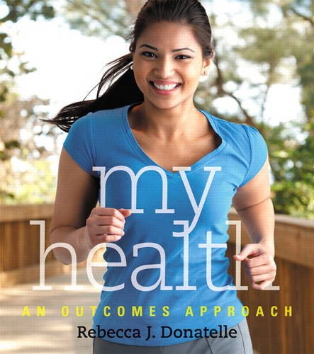 My Health An Outcomes Approach  2013 (Revised) edition cover