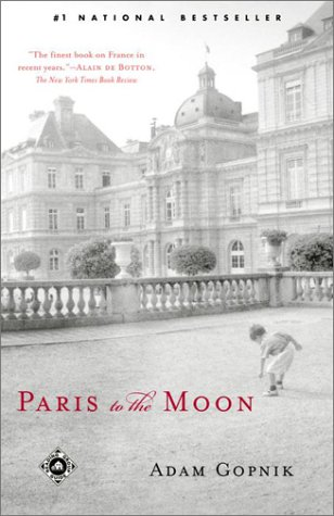 Paris to the Moon   2001 (Reprint) edition cover