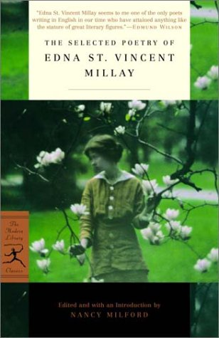 Selected Poetry of Edna St. Vincent Millay  N/A edition cover