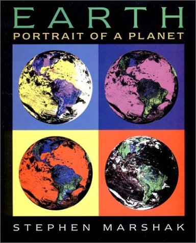 Earth Portrait of a Planet  2001 edition cover