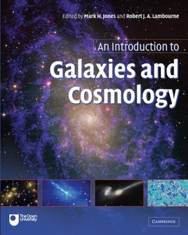 Introduction to Galaxies and Cosmology   2004 edition cover