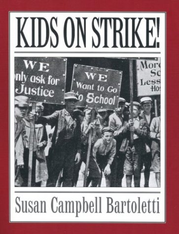 Kids on Strike!   2003 edition cover