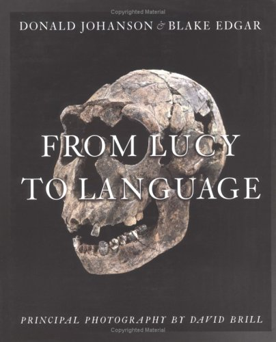 From Lucy to Language  1996 edition cover