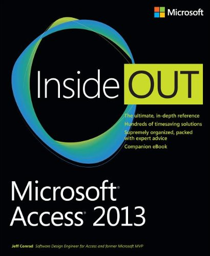 Microsoft Access 2013   2014 edition cover