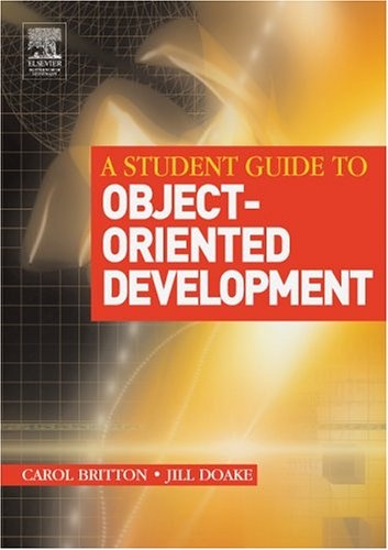 Student Guide to Object-Oriented Development   2005 edition cover