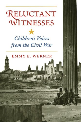 Reluctant Witnesses Children's Voices from the Civil War  1999 edition cover