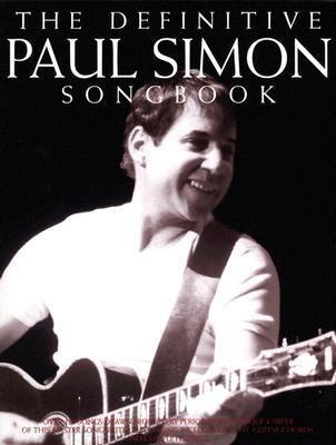 Definitive Paul Simon Songbook   2005 edition cover