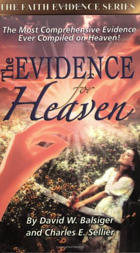 Evidence for Heaven N/A 9780882708232 Front Cover