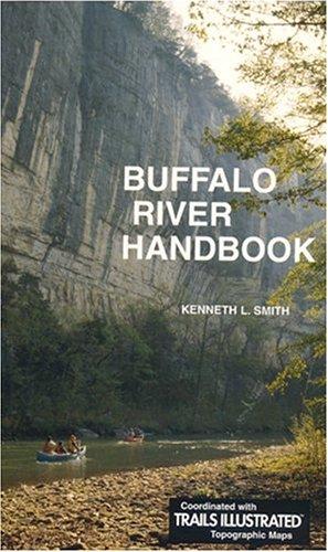 Buffalo River Handbook   2004 edition cover
