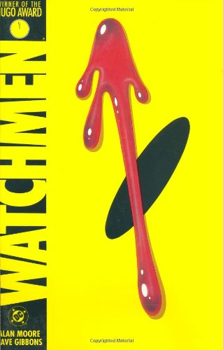 Watchmen   1987 (Revised) edition cover