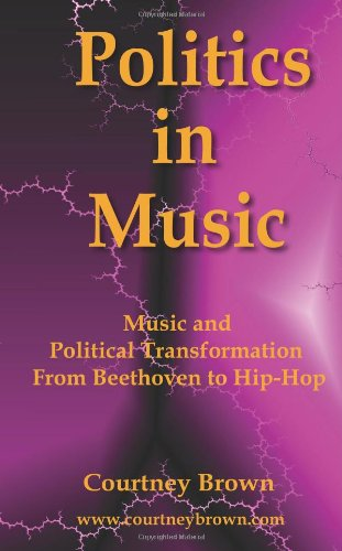 Politics in Music : Music and Political Transformation from Beethoven to Hip-Hop  2008 9780976676232 Front Cover