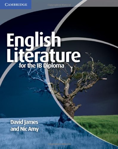 English Literature for the IB Diploma   2011 9781107402232 Front Cover
