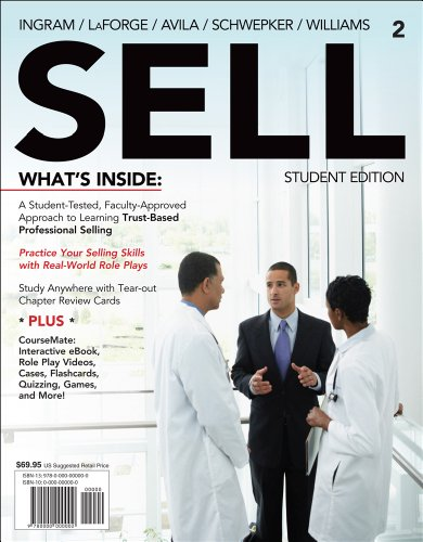 SELL  2nd 2012 edition cover