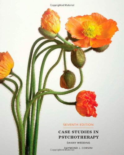 Case Studies in Psychotherapy:   2013 edition cover