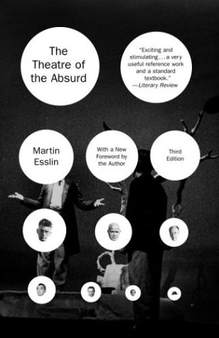 Theatre of the Absurd  3rd 2004 edition cover