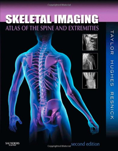 Skeletal Imaging Atlas of the Spine and Extremities 2nd 2010 edition cover