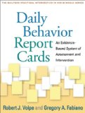Daily Behavior Report Cards An Evidence-Based System of Assessment and Intervention  2013 edition cover
