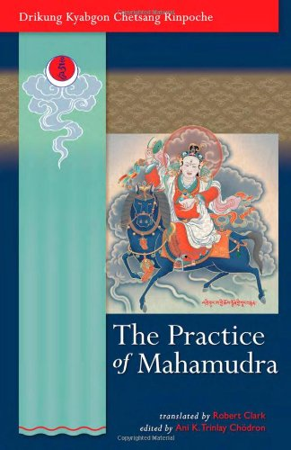 Practice of Mahamudra  2nd 9781559393232 Front Cover
