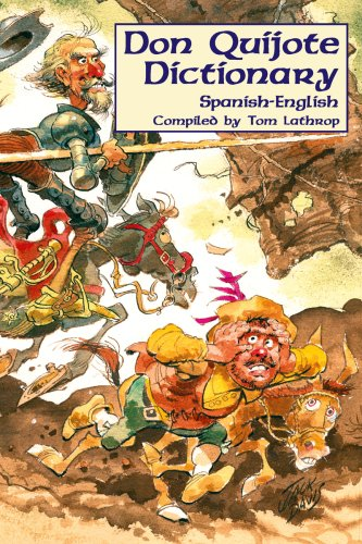 Don Quijote Dictionary  4th 2005 (Revised) edition cover