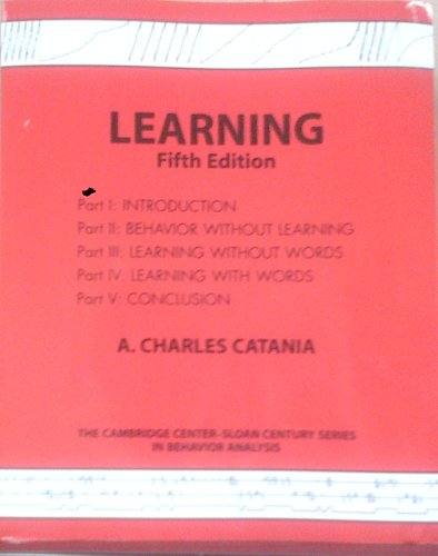 Learning  5th (Revised) edition cover