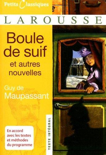 Boule de Suif Et Autres Nouvelles  2007 edition cover