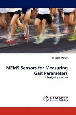 Mems Sensors for Measuring Gait Parameters  N/A 9783843351232 Front Cover