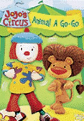 Jojo's Circus - Animal a Go Go System.Collections.Generic.List`1[System.String] artwork
