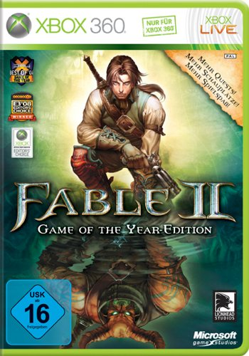 Fable II - Game of the Year Edition Xbox 360 artwork