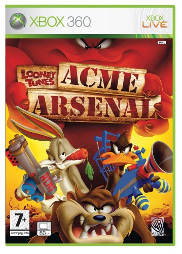 Looney Tunes: Acme Arsenal (X360) Xbox 360 artwork