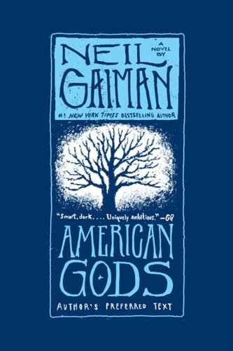 American Gods  10th edition cover