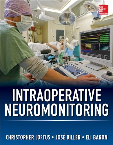 Intraoperative Neuromonitoring   2014 edition cover