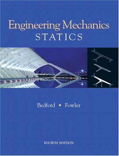 Engineering Mechanics - Statics  4th 2005 9780131463233 Front Cover