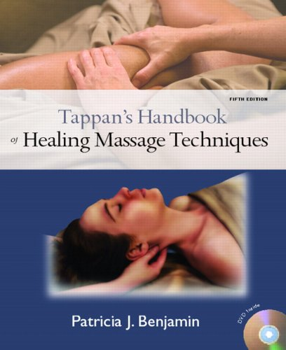 Tappan's Handbook of Healing Massage Techniques  5th 2010 9780135142233 Front Cover
