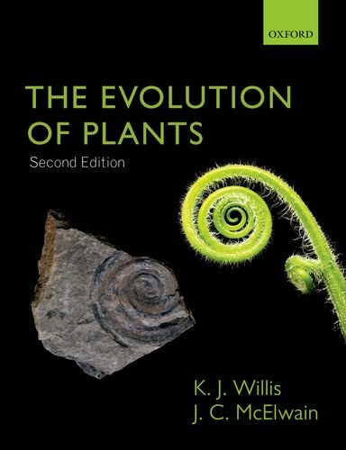 Evolution of Plants  2nd 2013 edition cover