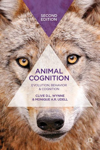 Animal Cognition Evolution, Behavior and Cognition 2nd 2013 (Revised) edition cover