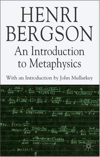 Introduction to Metaphysics   2007 9780230517233 Front Cover