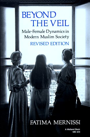 Beyond the Veil Male-Female Dynamics in Modern Muslim Society 2nd 1987 (Revised) edition cover