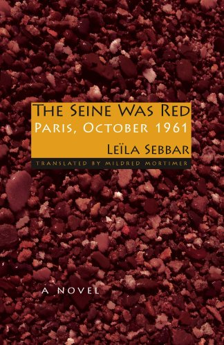 Seine Was Red Paris, October 1961  2008 edition cover