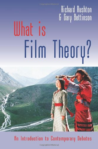 What Is Film Theory?   2010 9780335234233 Front Cover