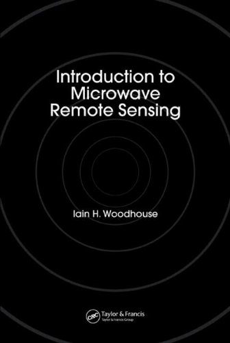 Introduction to Microwave Remote Sensing   2006 edition cover