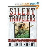 "Silent Travelers Germs, Genes, and the ""Immigrant Menace""  1994 edition cover"