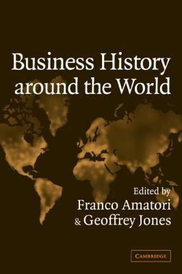 Business History Around the World   2010 9780521172233 Front Cover